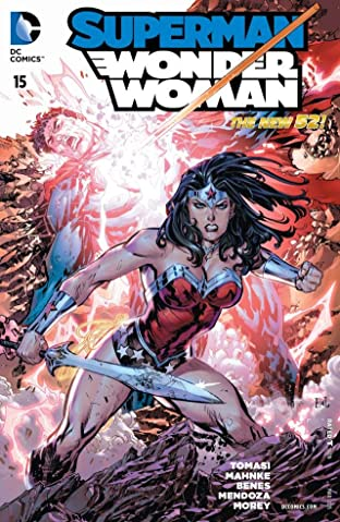 Superman/Wonder Woman (2013-2016) #15
