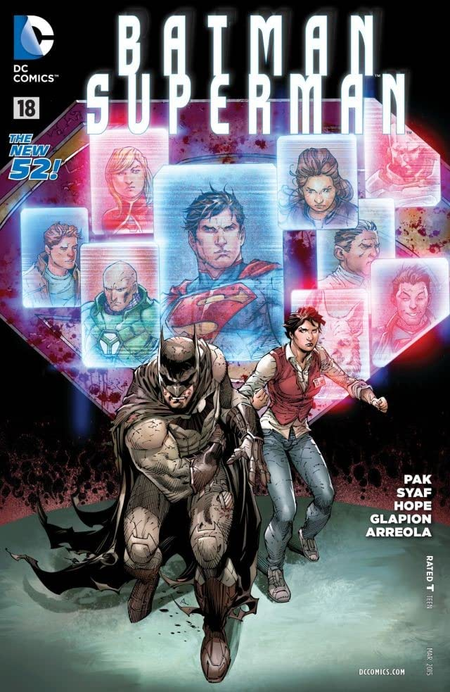 Batman/Superman (2013-2016) #18