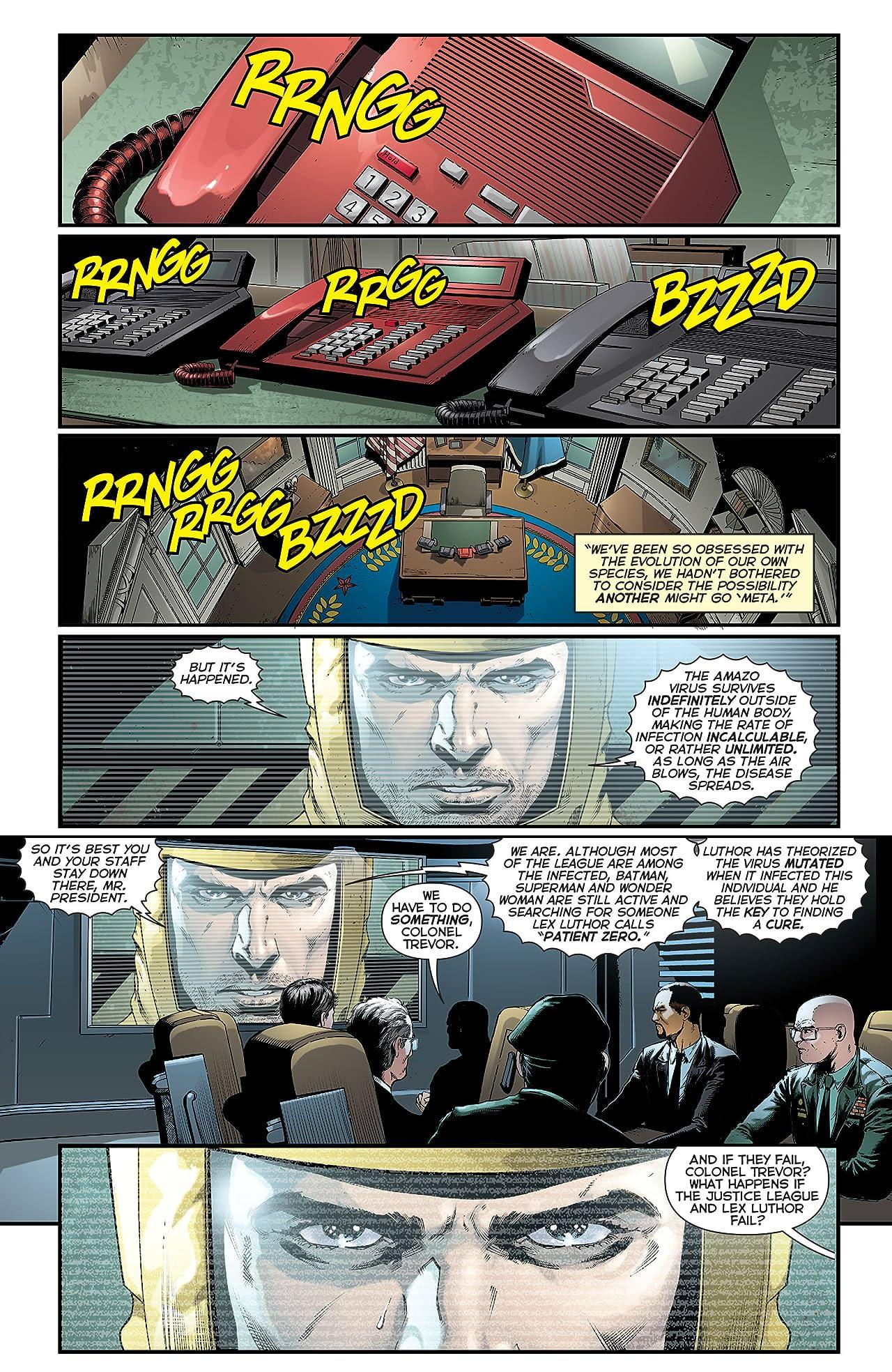 Justice League (2011-2016) #38