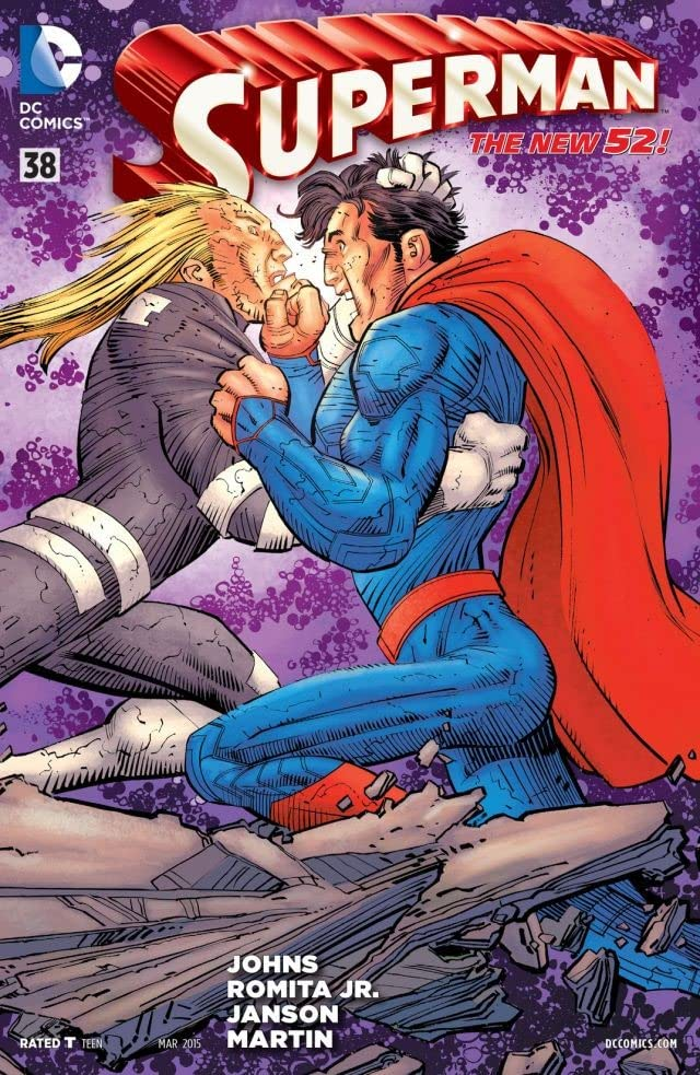 Superman (2011-2016) #38