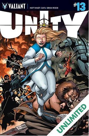 UNITY (2013- ) #13: Digital Exclusives Edition