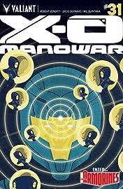 X-O Manowar (2012- ) #31: Digital Exclusives Edition