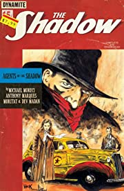 The Shadow: Agents of Shadow: Digital Exclusive Edition