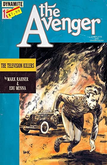 The Avenger Special 2014: The TV Killers: Digital Exclusive Edition