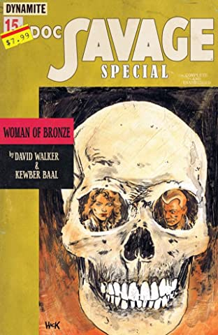 Doc Savage Special: Digital Exclusive Edition