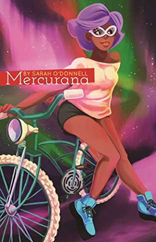 Killer Queen, A Comic Anthology: Mercurana