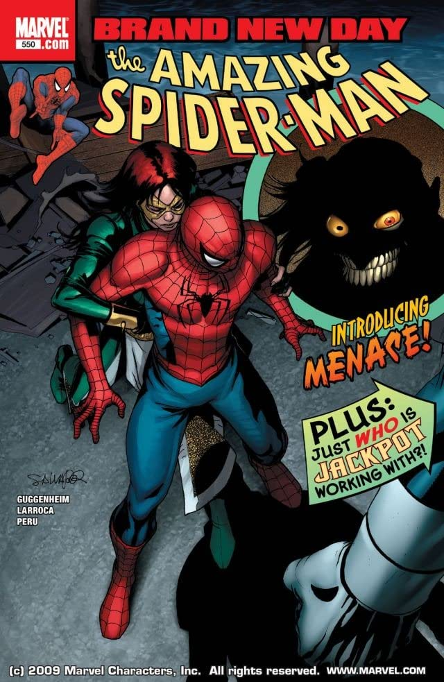 Amazing Spider-Man #550