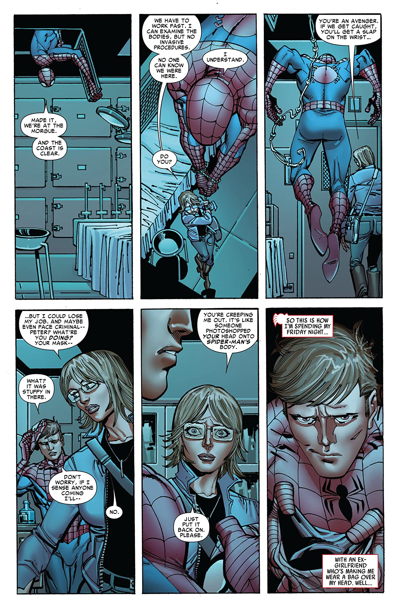Amazing Spider-Man (1999-2013) #675