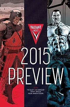 Valiant Next: 2015 Preview