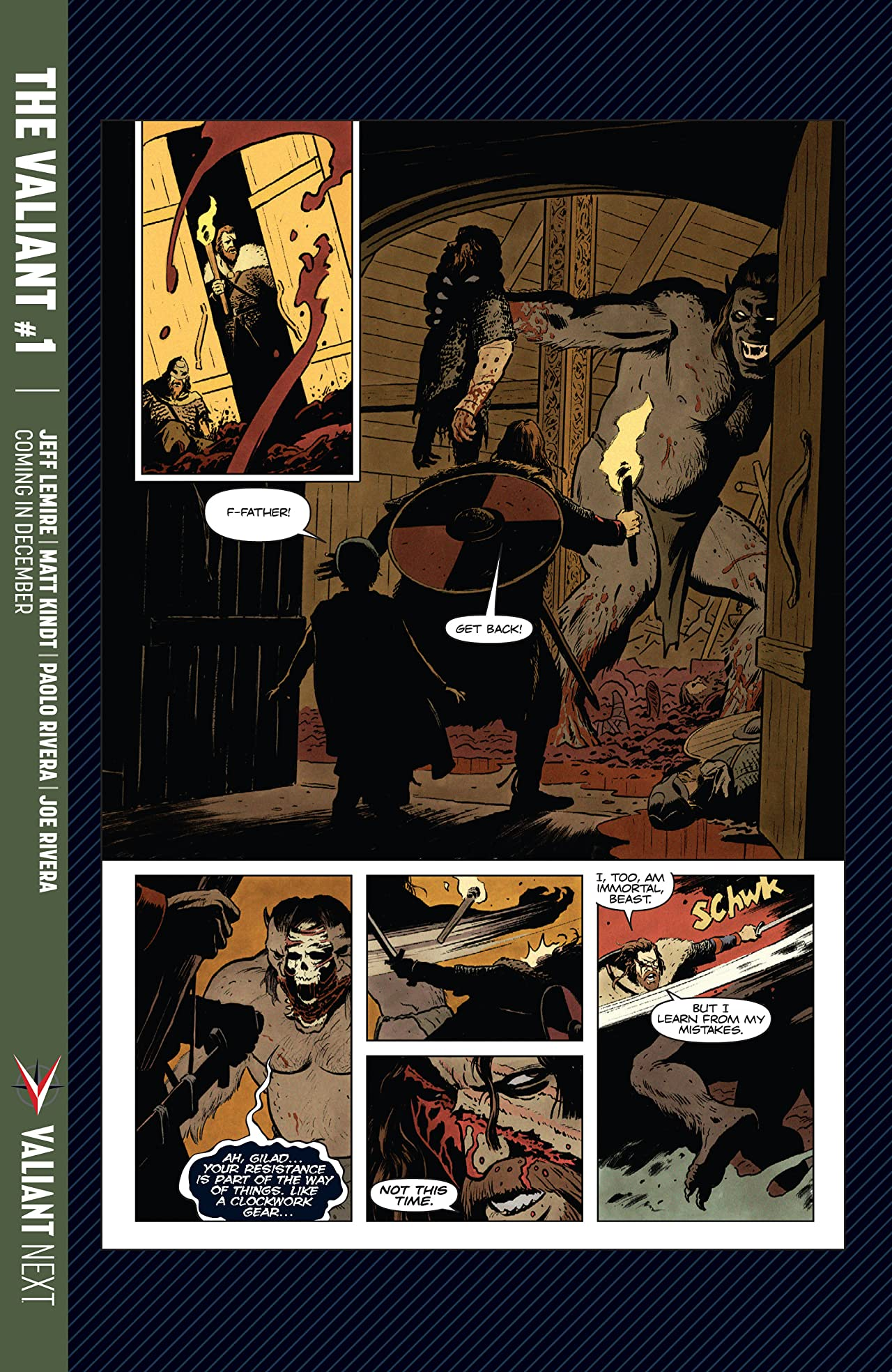 Valiant Next: 2015 Preview
