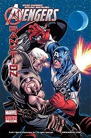 Avengers: X-Sanction #1 (of 4)