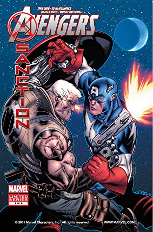 Avengers: X-Sanction No.1 (sur 4)