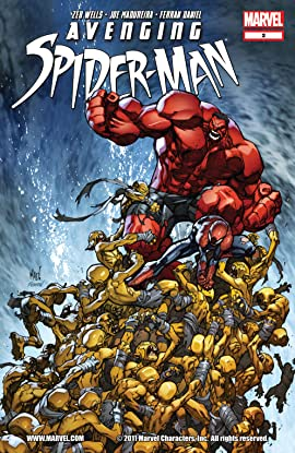 Avenging Spider-Man (2011-2013) No.2