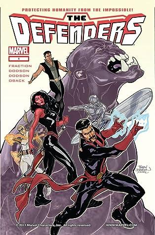 Defenders (2011-2012) #1