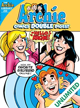 Archie Comics Double Digest #259