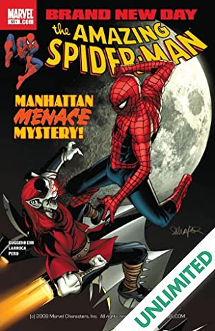 Amazing Spider-Man (1999-2013) #551