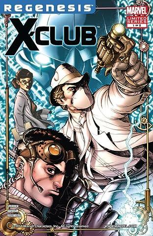 X-Club #1 (of 5)