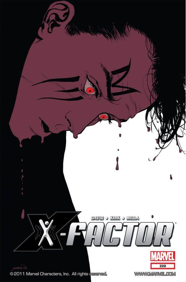 X-Factor (2005-2013) #228