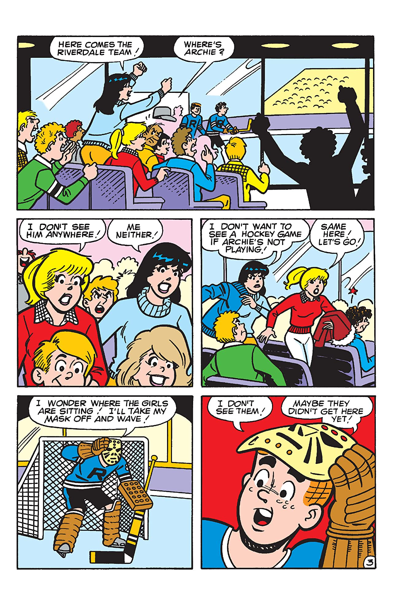 PEP Digital #127: Archie's Power Play