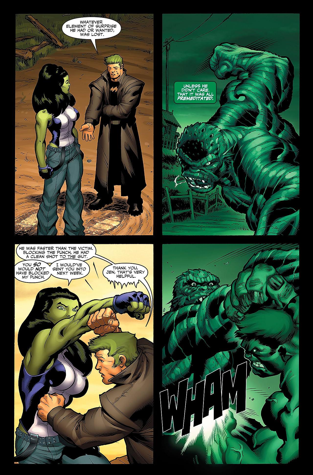 Hulk (2008-2012) #1