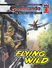 Commando #4750: Flying Wild