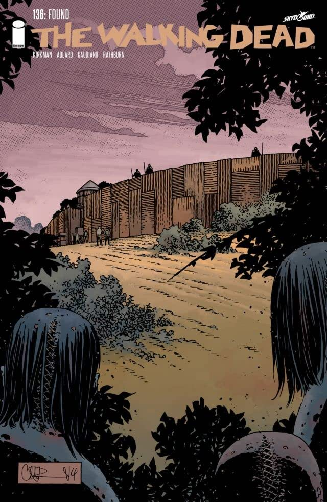 The Walking Dead #136