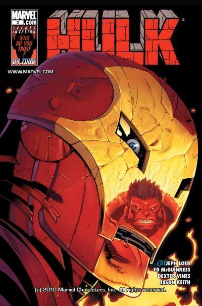 Hulk (2008-2012) #2