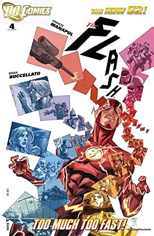 The Flash (2011-2016) No.4