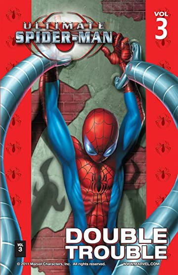 Ultimate Spider-Man Tome 3: Double Trouble
