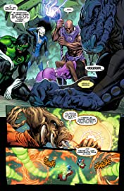 Green Lantern: New Guardians (2011-2015) #4