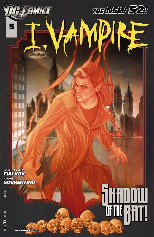 I, Vampire (2011-2013) #5