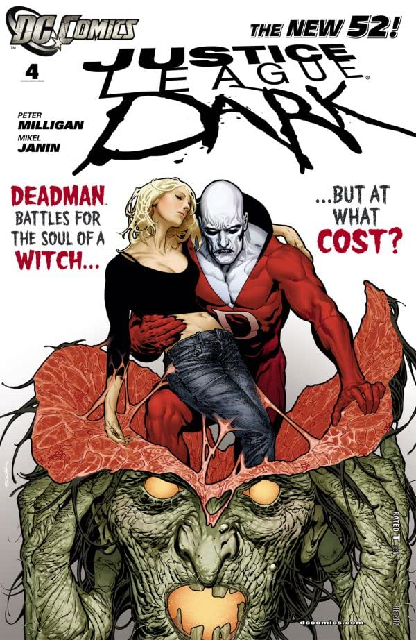 Justice League Dark (2011-2015) #4