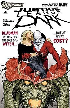 Justice League Dark (2011-2015) #4