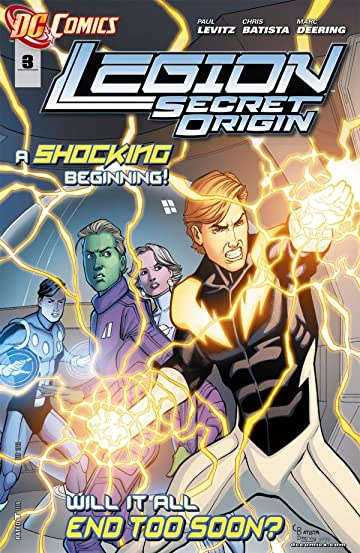 Legion: Secret Origin (2011-) #3