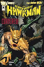 The Savage Hawkman (2011-2013) #4