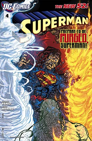Superman (2011-2016) No.4