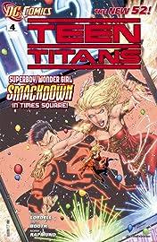 Teen Titans (2011-2014) #4
