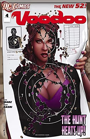 Voodoo (2011-2012) #4