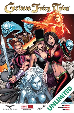 Grimm Fairy Tales #106
