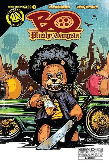 Bo Plushy Gangsta No.1