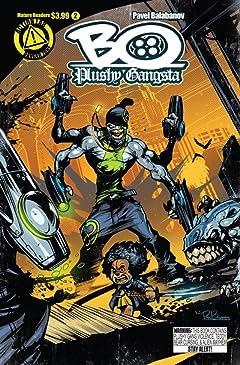 Bo Plushy Gangsta #2