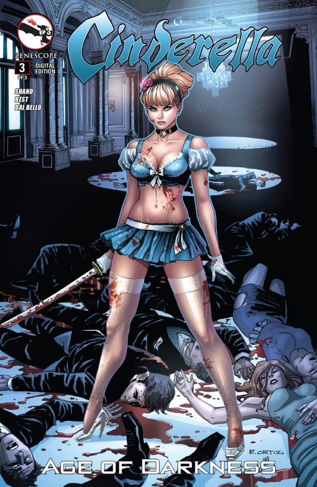 Age of Darkness: Cinderella #3 (of 3): Age of Darkness