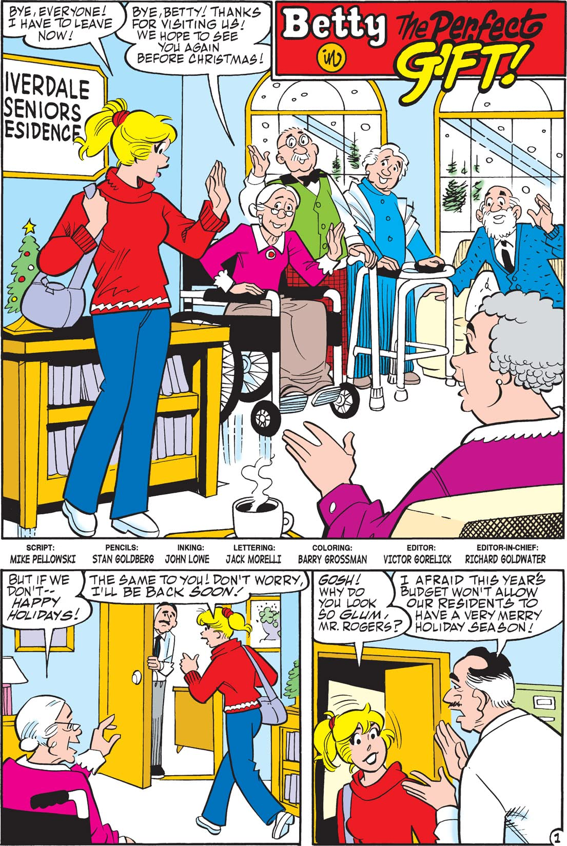 Betty #161