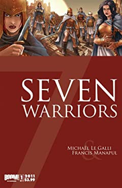 7 Warriors No.1 (sur 3)