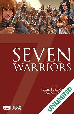 7 Warriors #1 (of 3)
