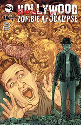 Hollywood Zombie Apocalypse #2 (of 2)