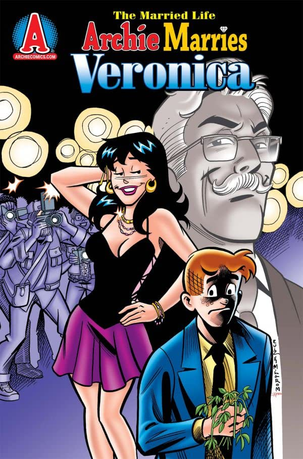 Archie Marries Veronica #15