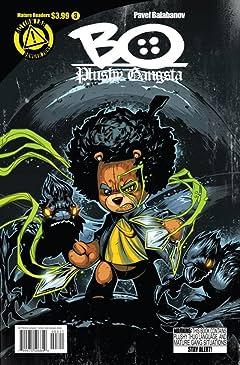 Bo Plushy Gangsta No.3