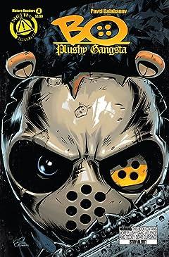 Bo Plushy Gangsta #4