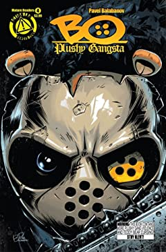 Bo Plushy Gangsta No.4